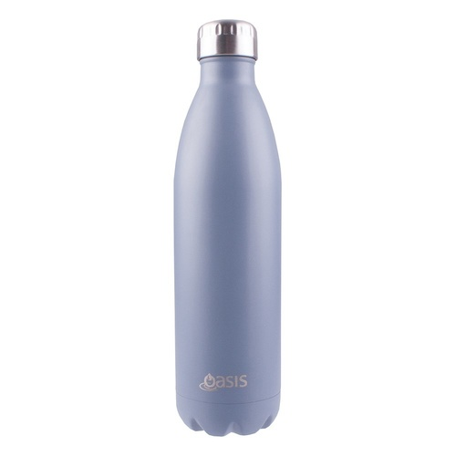 Oasis Insulated Drink Bottle - 750ml Matte Grey