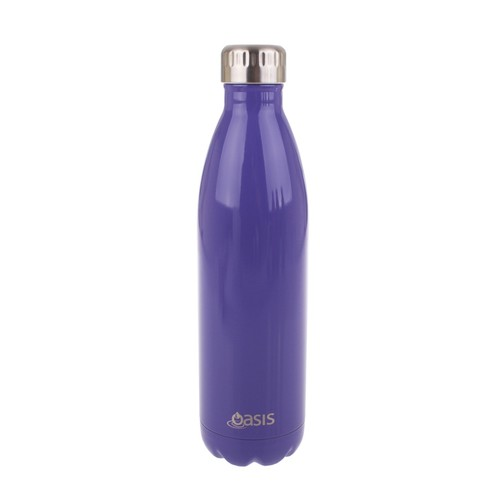 Oasis Insulated Drink Bottle - 750ml Ultra Violet