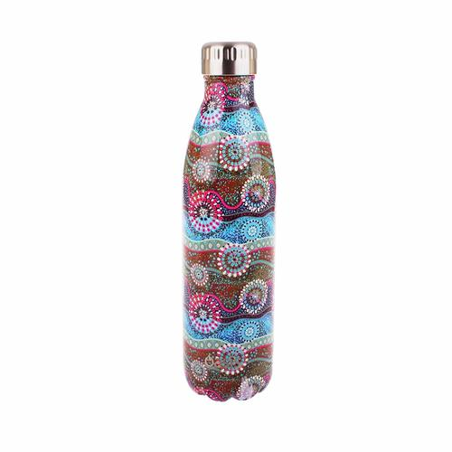 Oasis Insulated Drink Bottle - 750ml Dreamtime