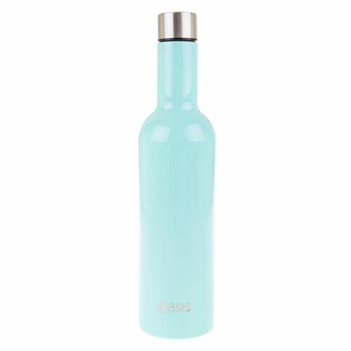 Oasis Insulated Wine Traveller - 750ml Spearmint