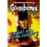 Goosebumps Classics: #25 Night of the Living Dummy 2