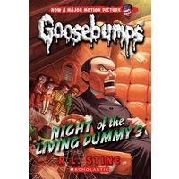 Goosebumps Classics: #26 Night of the Living Dummy 3