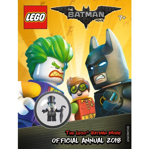 LEGO Batman Movie: Official Annual 2018