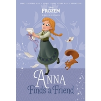 Disney Princess: Frozen Beginnings - Anna Finds a Friend