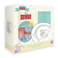 Disney: Dumbo: Book, Bowl & Spoon Gift Set
