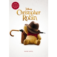 Disney: Christopher Robin Movie Novel