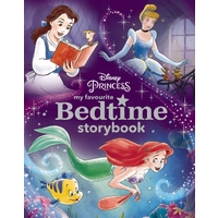 Disney Princess: My Favourite Bedtime Storybook