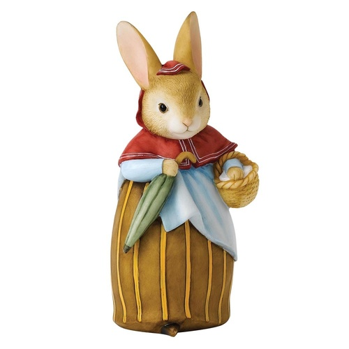 Beatrix Potter Large Figurine - Mrs. Rabbit