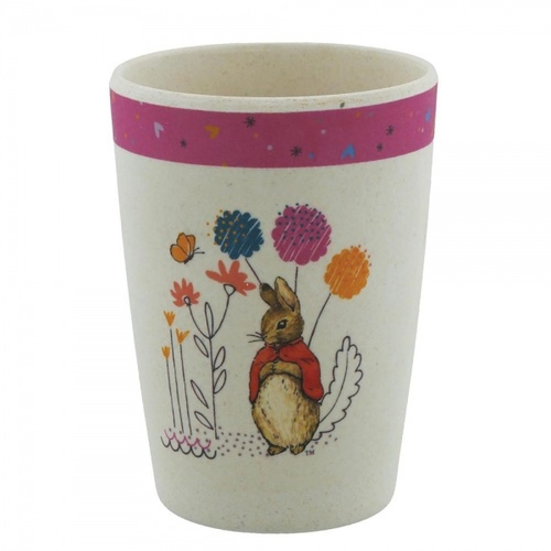 Beatrix Potter Peter Rabbit Flopsy Organic Cup