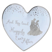 Disney Enchanting Wedding Ring Dish - Cinderella