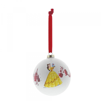 Disney Enchanting Bauble - Beauty and the Beast
