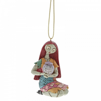 Jim Shore Disney Traditions - The Nightmare Before Christmas Sally Hanging Ornament