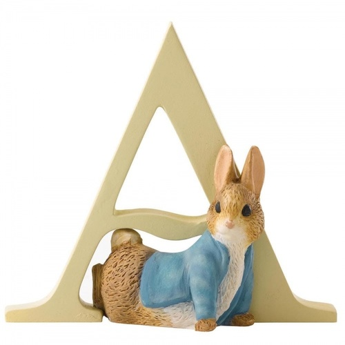 Beatrix Potter Alphabet - A - Peter Rabbit