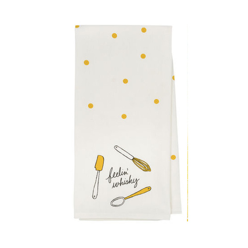 Recipease Tea Towel - Feelin Whisky