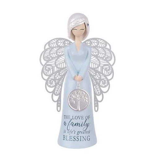 You Are An Angel Figurine 175mm - Family Blessing