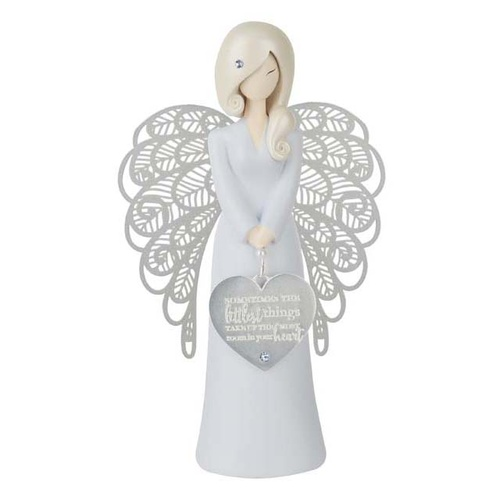 You Are An Angel Figurine 155mm - The Little Things (Baby Boy)