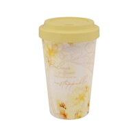 You Are An Angel Bamboo Travel Mug - Unstoppable