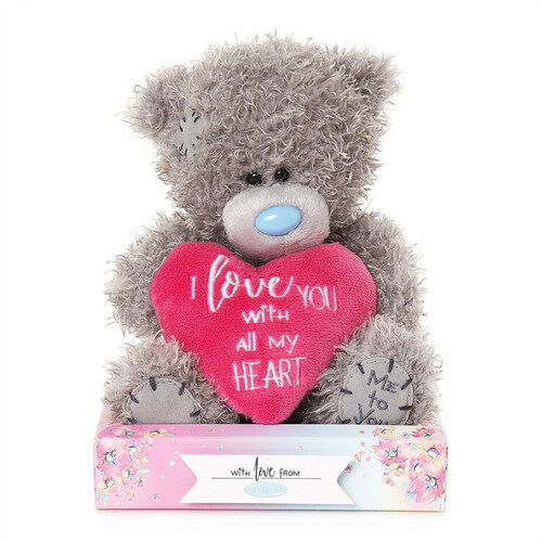 Tatty Teddy Me To You Bear - I Love You with all my Heart