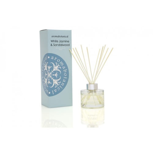 Aromabotanical Diffuser 200mL White Jasmine and Sandalwood