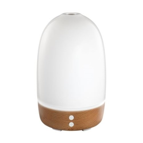 Homedics Ellia Ultrasonic Aroma Diffuser Thrive - White