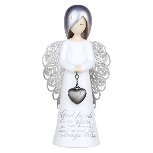 You Are An Angel Figurine 125mm - Good Friends
