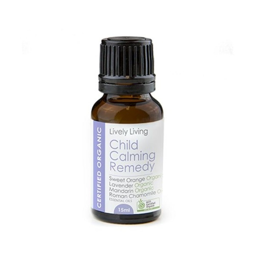 Essential Oils by Lively Living - Child Calming Remedy