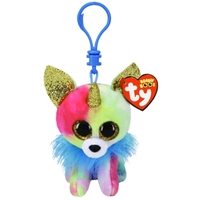 Beanie Boos - Yips the Chihuahua with Horn Clip On