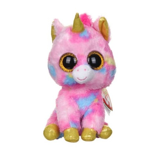Beanie Boos - Fantasia the Multicolour Unicorn Regular