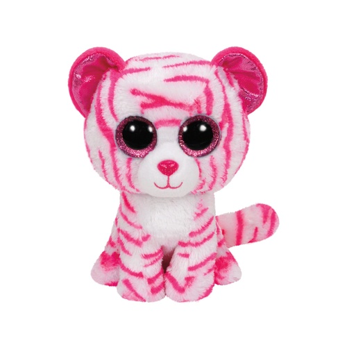 Beanie Boos - Asia the Pink and White Tiger Regular
