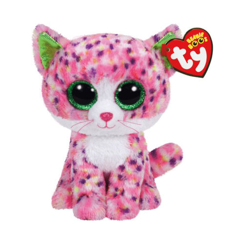 Beanie Boos - Sophie the Pink Cat Regular