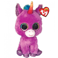 Beanie Boos - Rosette the Purple Unicorn Regular