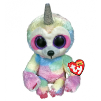 Beanie Boos - Cooper Sloth With Horn Medium