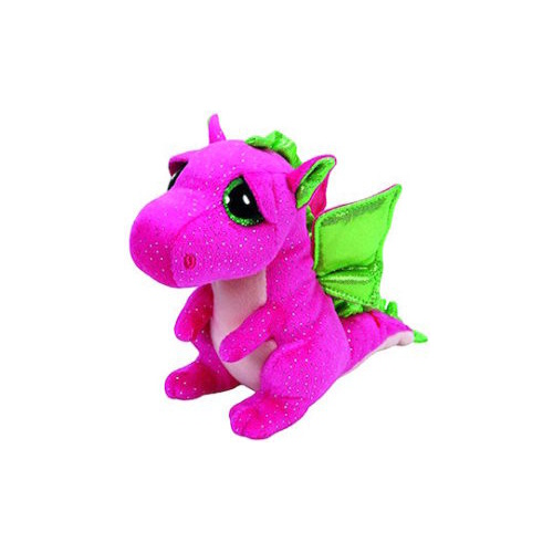Beanie Boos - Darla the Pink Dragon Regular