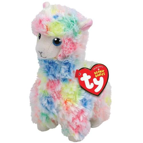 Beanie Babies - Lola the Multicolour Llama Regular