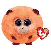 Beanie Boos Puffies - Coconut The Monkey