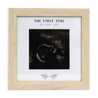 Baby First Photo Frame by Splosh