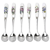 Portmeirion Botanic Garden - Teaspoons (Set of 6)