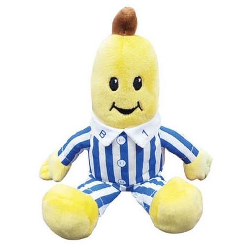 Bananas In Pyjamas Classic Beanies Plush 19cm - B1