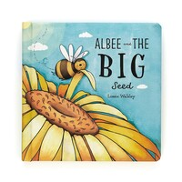 Jellycat Storybook - Albee And The Big Seed