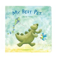 Jellycat Storybook - My Best Pet