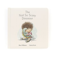 Jellycat Storybook - The Not So Scary Dinosaur