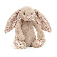 Jellycat Bunny - Bashful Blossom Bea Beige - Small