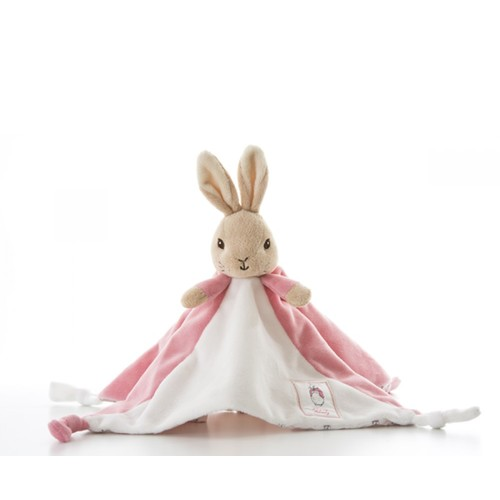 Beatrix Potter Peter Rabbit - Flopsy Bunny Comfort Blanket