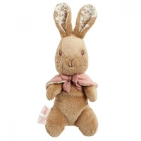 Beatrix Potter Peter Rabbit Signature Collection - Flopsy Bunny Small Plush