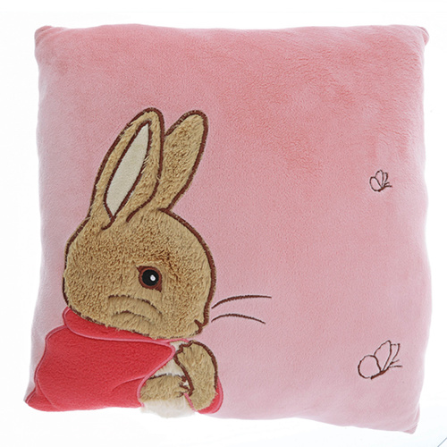 Beatrix Potter Peter Rabbit Flopsy Cushion