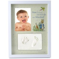 Beatrix Potter Peter Rabbit Baby Hand And Foot Clay Impression Keepsake Giftset
