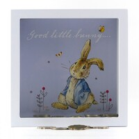 Beatrix Potter Peter Rabbit Money Bank - Good Little Bunny