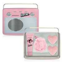 Mad Beauty Barbie Limited Edition Radio Gift Set