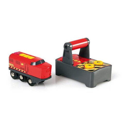 BRIO World - Remote Control Engine