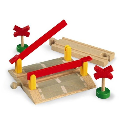 BRIO World - Railway Crossing